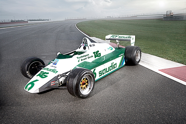 FW08 - 1982
