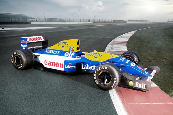 FW14B - 1992